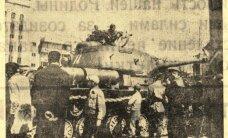 АРХИВНЫЕ ФОТО: Танки в центре Таллинна. Как в Эстонии отмечали День Победы 70 лет назад