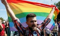 ФОТО и ВИДЕО: В Киеве прошел гей-парад