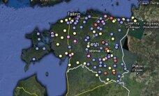 NÄDALA TIPP: Eesti parimad koolid 2011 (Interaktiivne kaart)