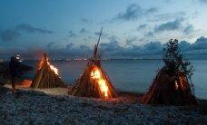 Täna õhtul süttivad randades taas lõkked