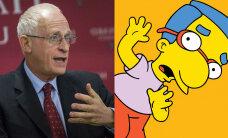 """Prohvetlik sari! """"Simpsonid"""" ennustasid Nobeli majanduspreemia laureaadile võitu juba kuus aastat tagasi"""