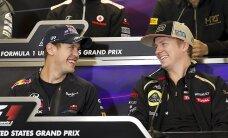 Räikköneni endine meeskonnakaaslane usub, et Kimi läheb Red Bulli