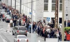 В очередь за рабочим местом выстроились почти 1000 человек