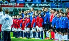 Eesti - Serbia jalgpallimängul esitab hümni Lõuna prefektuuri segakoor