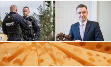 ГЛАВНОЕ ЗА ДЕНЬ: В Кадриорге прошла спецоперация, в Балтийском море найден древний сыр