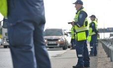 В ходе рейда в Ярвамаа полиция задержала пьяного водителя рейсового автобуса