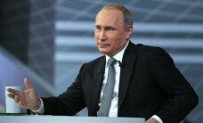 Путин обсудил ситуацию на Донбассе с Порошенко, Меркель и Олландом