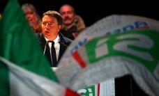 Itaalia hääletab rahvahääletusel, kaalul peaminister Renzi tulevik