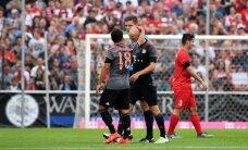 Ancelotti tegi Bayerniga võiduka debüüdi, Robben sai vigastada