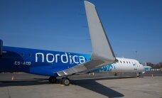 Nordica отменила сегодняшние полеты в Вильнюс и Берлин, а также обратные рейсы из-за болезни пилотов