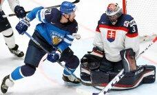 ВИДЕО: Финляндия разгромила Словакию, Чехия проиграла Дании