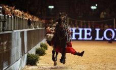 Tänavuse Horse Show publikumagnet – kasakate ratsashow Ukrainast