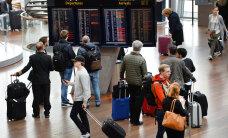 Три аэропорта Швеции приостановили полеты из-за технического сбоя