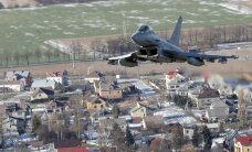 На высоте 300 метров: испанские истребители собираются пролететь над городами Эстонии