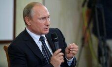 Путин: итог выборов — реакция граждан на попытки раскачать ситуацию