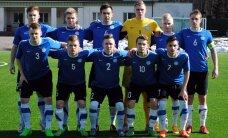 U19 jalgpallikoondis võõrustab kahel korral Valgevenet