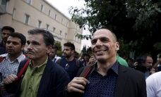 Kreeka ähvardab kohtu kaudu takistada enda väljaviskamist