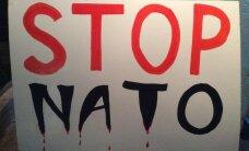 Противники НАТО проведут в Таллинне марш против милитаризации Восточной Европы