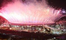 ФОТО: Летние Олимпийские игры в Рио-де-Жанейро открыты!