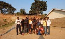 Vabatahtlikuna Malawis: Aafrika tüdrukud menstrueerivad liivakasti