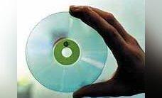 Mees püüdis varastada hulga CD ja DVD plaate