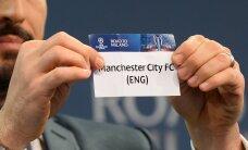 Pep Guardiola ja Manchester City kohtuvad Meistrite liiga alagrupiturniiril Barcelonaga