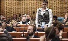 Надежда Савченко впервые выступила на заседании ПАСЕ в Страсбурге