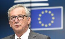 Президент Еврокомиссии выступит с речью о ситуации в Евросоюзе