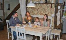 FOTOD: Noore pere kodu, mis pakub üllatusi ja avastamisrõõmu