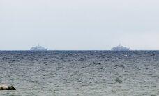 Tallinna lahel toimuval rahvusvahelisel suurõppusel harjutatakse merepäästeõnnetuste lahendamist
