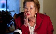 Maaja Kallast: minu loengutesse needistatud inimesed tulla ei tohi