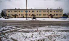 VIDEO ja FOTOD Vao külast: joobes kriminaalid tungisid Vao majutuskeskusesse ja käitusid agressiivselt