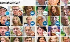 Millist parteid valida? Ekspressile vastab veerandsada aktiivset inimest