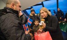 Island pagulasi ei karda