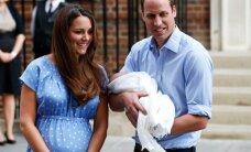 Prints William rahustab poeg George'i just selle kuulsa bändi unelauludega