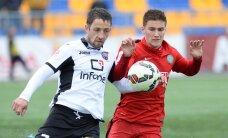 ВИДЕО: Результаты матчей чемпионата Эстонии по футболу