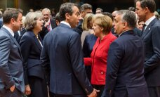 EL-i liidrid astuvad sammu edasi ja ähvardavad Venemaad uute sanktsioonidega