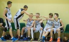 Korvpalli noortekoondiste EM-i loos: U16 noormehed A-divisjoni alagrupis koos Itaalia, Prantsusmaa ja Venemaaga