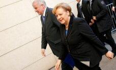 Merkel ja sotsiaaldemokr