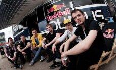 Esimene Red Bull Tourbus võidubänd on selgunud. Rabarockile läheb esinema Merwis