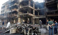 ИГ взяло ответственность за взрывы в Багдаде: 80 погибших