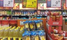 ÄRILEHE GRAAFIK: toit muutub Venemaal aina kallimaks, pudrumaterjal troonib hinnatõusu tipus