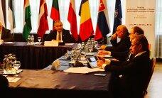FOTOD: 9 NATO riigi välisministrit kinnitasid edasiminekut Varssavi otsuste ellu viimisel