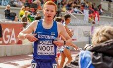 Andi Noot jooksis isikliku rekordi ja Eesti hooaja tipptulemuse