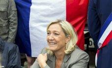 Марин Ле Пен готова провести референдум о выходе Франции из ЕС