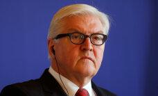 Steinmeier: pingete vähendamiseks tuleb Moskvaga sõlmida uus relvastuskontrolli leping