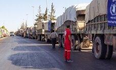 В ООН заявили о многочисленных жертвах при обстреле гуманитарного конвоя в Сирии