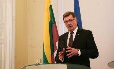 """Премьер Литвы заявил, что """"выведет свою страну из аутсайдеров в первую десятку НАТО"""""""