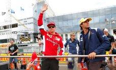 Kimi Räikkönen: kui mul poleks kiirust, ei usuks ma enam endasse