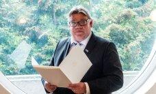 Timo Soini kaitsekoostööst Eestiga: peab vaatama täpselt ja ettevaatlikult
